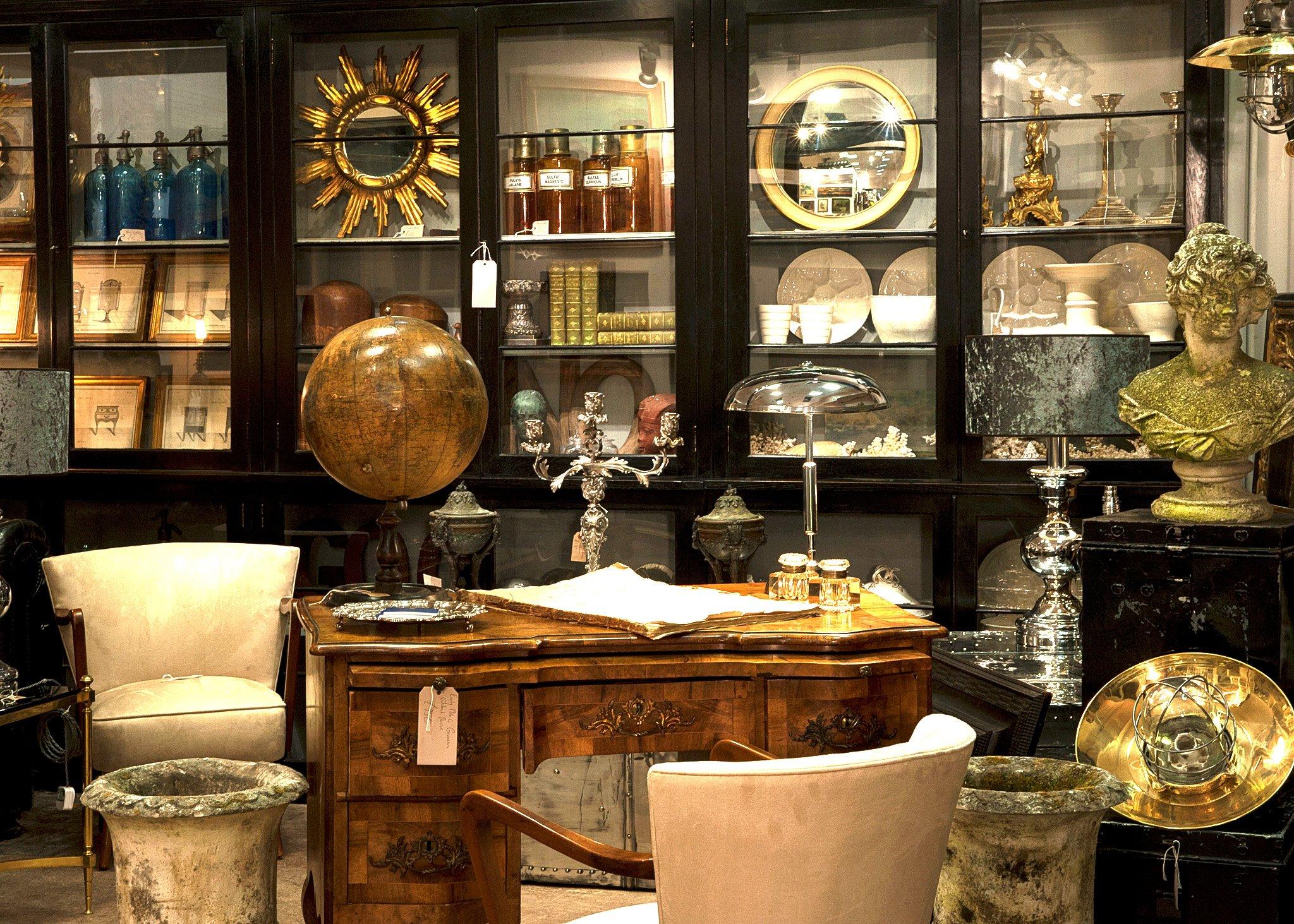 Antiques Fair in Harrogate