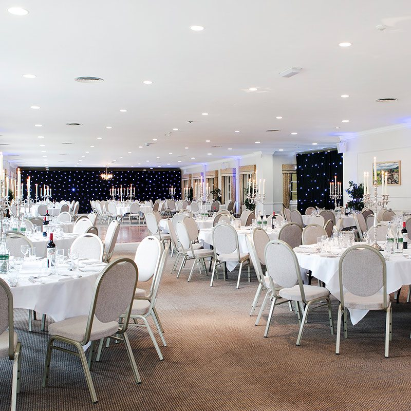 Wedding reception for civil ceremonies