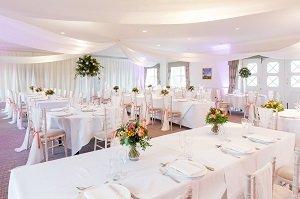 Wedding Breakfast Pavilions of Harrogate