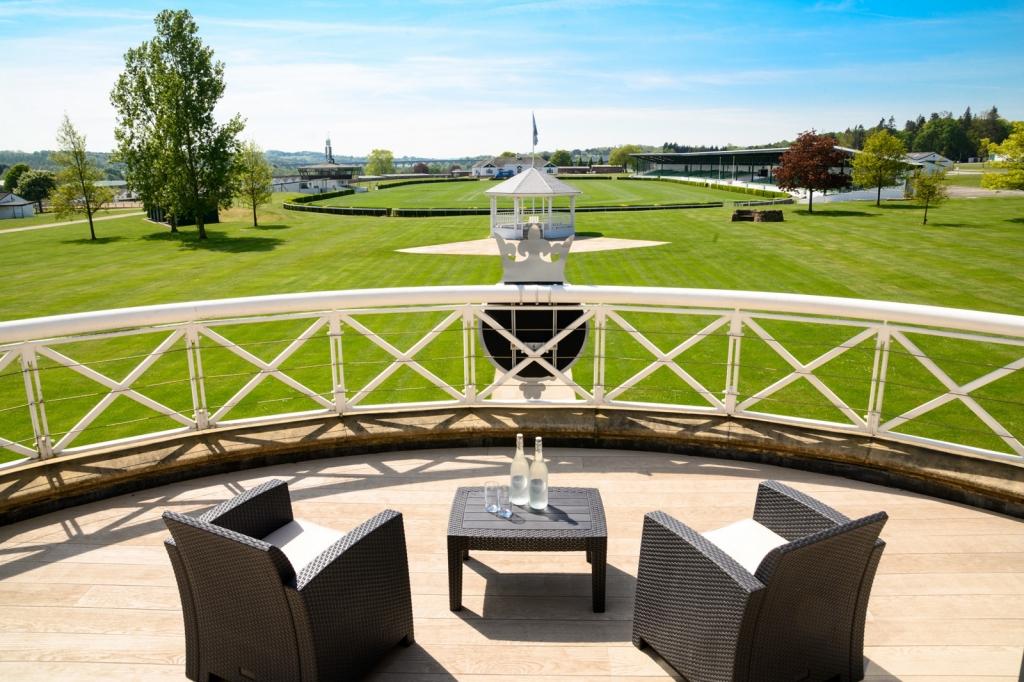 Lawns Pavilions of Harrogate Balcony