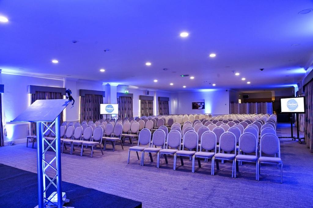 Calder Room Pavilions of Harrogate theatre setup