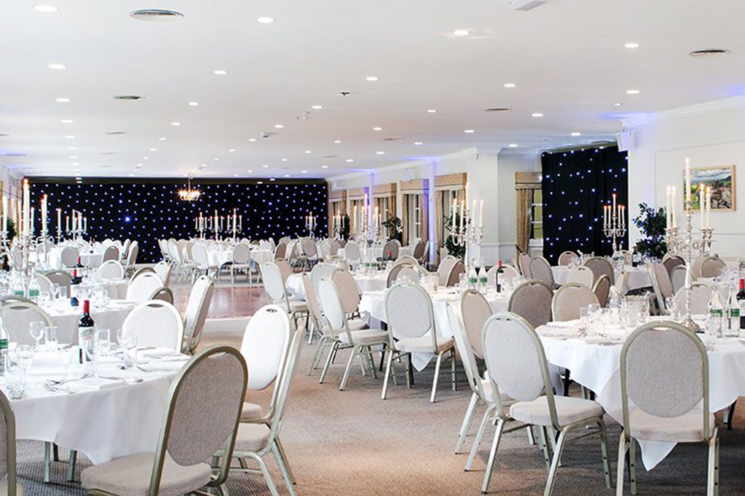 Wharfe room Pavilions of Harrogate