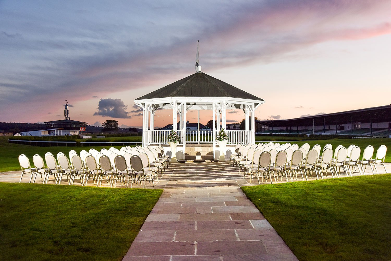 White Pavilion Wedding Harrogate